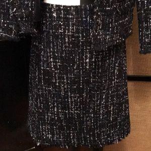 Gorgeous Ann Taylor tweed skirt, never worn